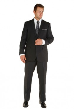 Angelo Rossi Charcoal Suit