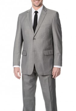 Angelo Rossi Light Grey Suit