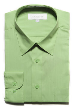 Apple Green Dress Shirt