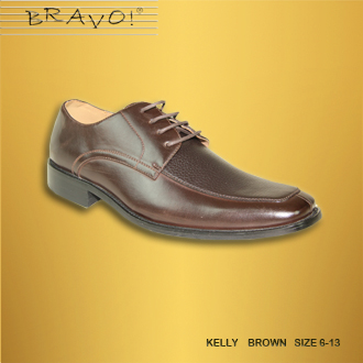 Brown Kelly Dress Shoes