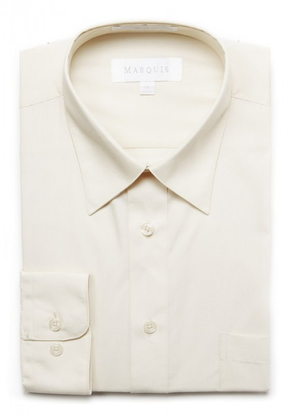 Ecru Dress Shirt