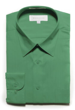 Emerald Dress Shirt