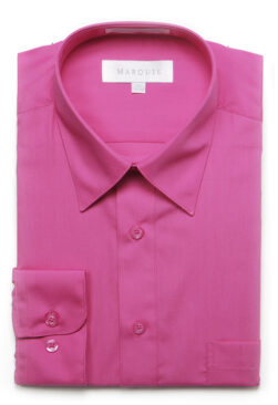 Fuschia Dress Shirt