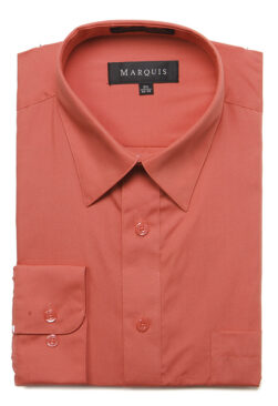 Smoked Salmon Dress Shirt